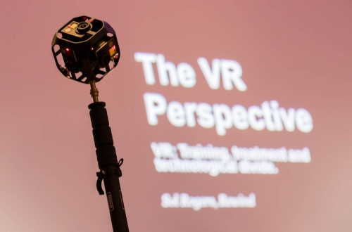One Question conference discussion on The VR Perspective