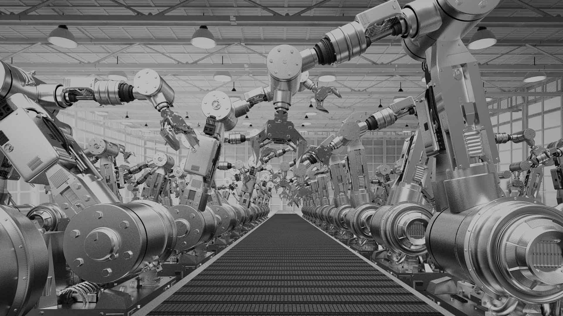conveyer belt robots