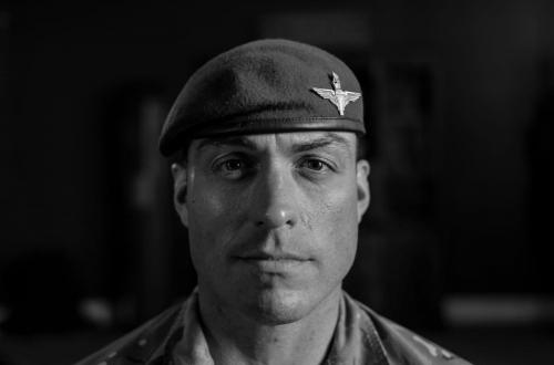 Major Andrew Fox