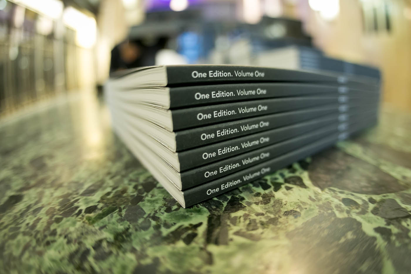 One Question programme, edition 1 and volume 1